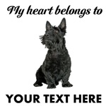 Personalized Scottish Terrier