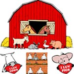 Farm Animal T-Shirts