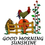 Good Morning Sunshine Rooster
