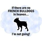 French Bulldogs In Heaven