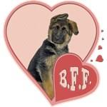 BFF German Shepherd