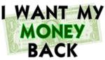 MY MONEY BACK