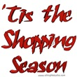 Tis the Shopping Season