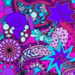 Solid Paisley