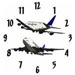 Clocks Galore!