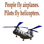 Heli pilots - CH-46