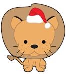 Holiday Lion