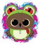 Frog Owl