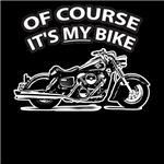 Of Course, It's My Bike!