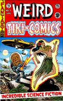 Weird Tiki Comics #1