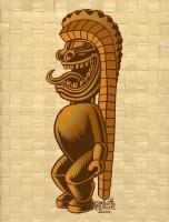 Happy Tiki Man