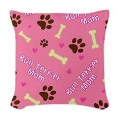 Cute Dog Mom Pillows