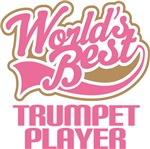 World's Best Trumpet Player Music Gifts