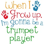Future Trumpet Player Kids Music Tees