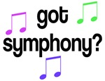 Got Symphony T-shirts and Gifts