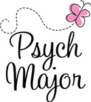 Cute Psychology Major T-shirts
