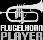Flugelhorn Player Musician Tshirts