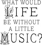 Funny Music Quote T-shirts and Gifts