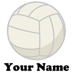 PERSONALIZED VOLLEYBALL T-SHIRTS & GIFTS