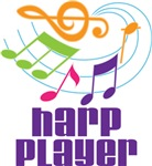 HARP PLAYER GIFTS AND STOCKING STUFFERS