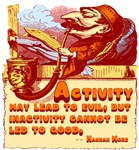 Activity May Lead
