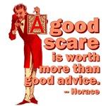 A Good Scare