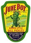June Boy Pickles