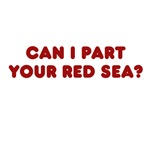 Can I part Your Red Sea?