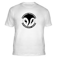 Storm Chase Team Official Shirts & Clothing