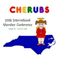 CHERUBS 2008 International Member Conference