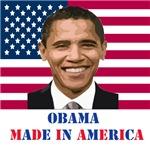 Obama Made in America