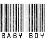 Baby Boy Barcode