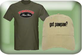 PawPaw Gifts and T-Shirts
