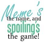 Meme's the Name!