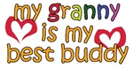 Granny is My Best Buddy
