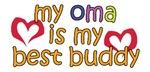 Oma is My Best Buddy