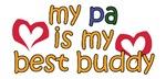 Pa is My Best Buddy