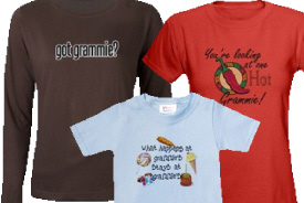 Grammie Gifts and T-Shirts