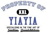 Property of YiaYia