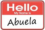 Hello, My Name is Abuela