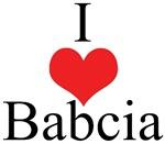 I Love (Heart) Babcia