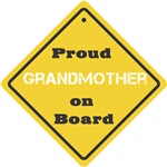 Proud Grandmother on Board