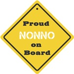 Proud Nonno on Board
