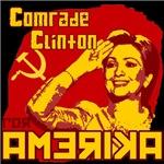 Comrade Clinton II Dark Shirts