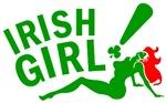 Redheaded Irish Girl!
