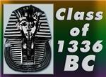 Tutankhamun, Class of 1336 BC!