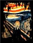 Edvard Munsch, The Scream!