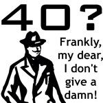 40th Birthday, Gone With the Wind Parody.