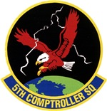 5th Comptroller Squadron