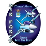 Cross Into the Blue with the Air Force